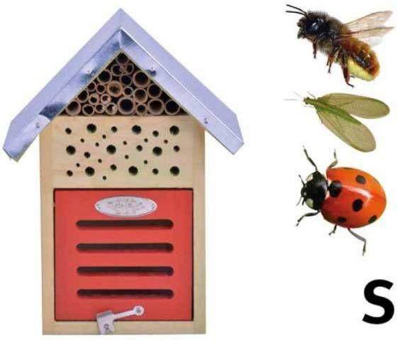Insectenhotel 3 gastenkamers online kopen