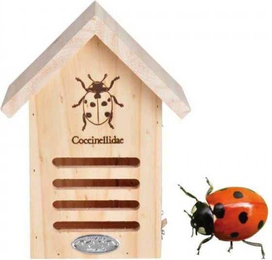 Esschert Insectenhotel Lieveheersbeestkastje Silhouet online kopen