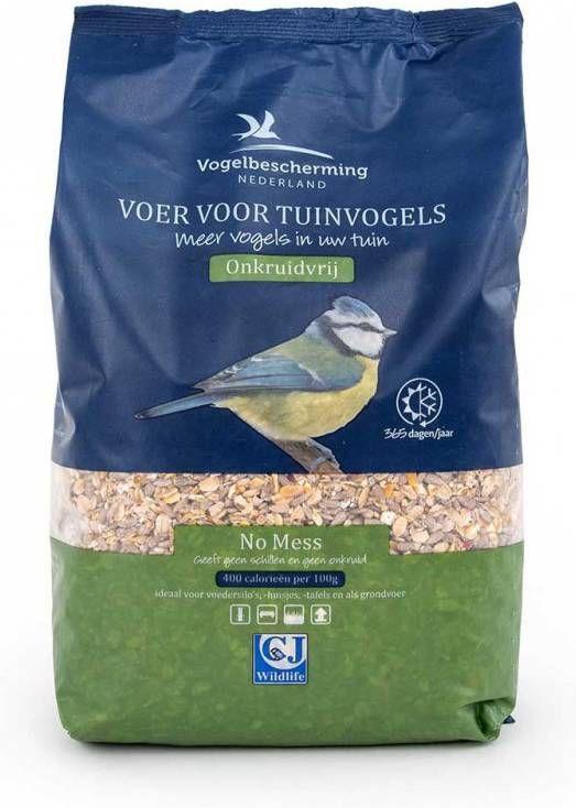 Vogelvoer No mess mix 4 liter online kopen