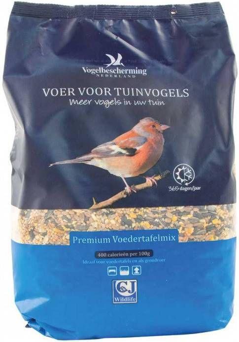 Vogelvoer voedertafelmix premium 4 liter online kopen