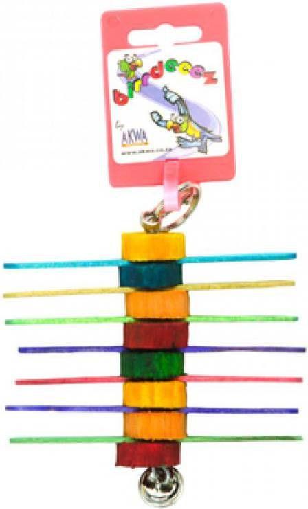 Birrdeeez Vogelspeelgoed Heli 11 cm online kopen