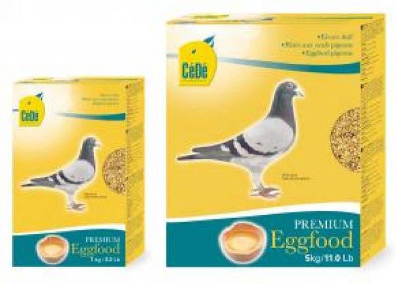 Cédé Eivoer duif 5 kg online kopen