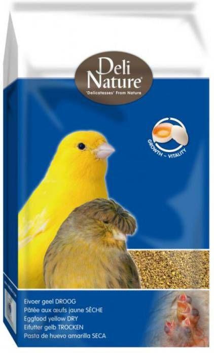 Deli Nature Eivoer Droog Geel 10 kg online kopen