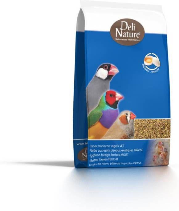Deli Nature Eivoer Tropische Vogels Vet 10 kg online kopen