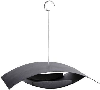 Esschert Design Vogelvoederbak hangend zwart S FB437 online kopen