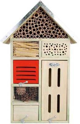 Esschert Design Insectenhotel Groot online kopen