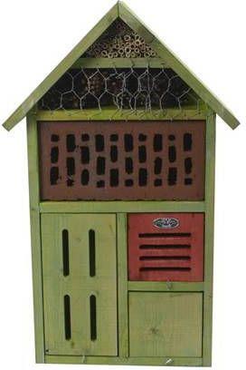 Insectenhuisje met steen XL Esschert Design Best for Birds online kopen