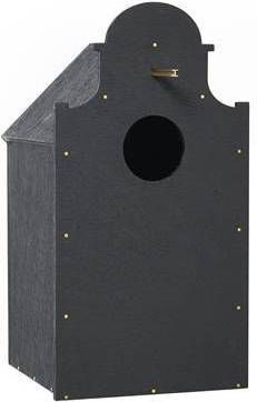 Frederik Roijé Canal Birdhouse Vogelhuis 21 cm Ronde gevel online kopen