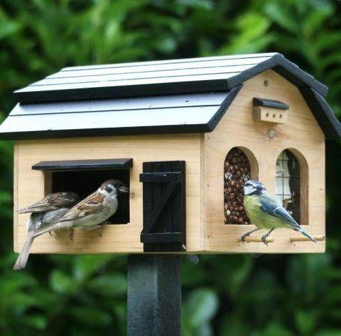 Wildlife Garden Foderlada Rustik online kopen