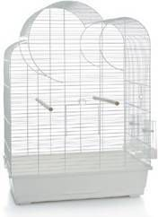 Vogelkooi big eliza wit 54x34x75 Pet Products online kopen
