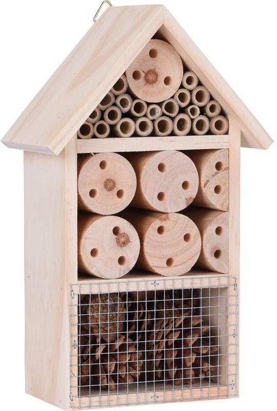Haxo Insectenhotel 25 cm Hout online kopen