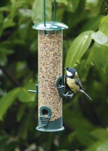 Voedersilo vogels 25cm Lifetime garden online kopen