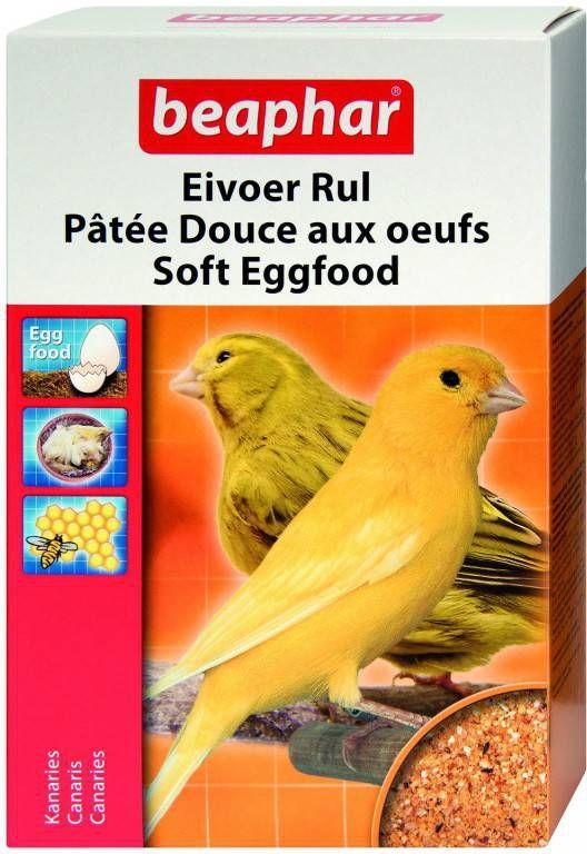 Beaphar Eivoer Rul Vogelvoer 1 kg online kopen