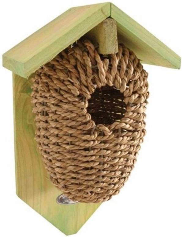 Best For Birds Nestbuidel Zeegras Vogelbroedbenodigheden Bruin online kopen