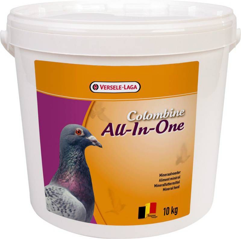 Colombine All-In-One Mix Duivensupplement 10 kg online kopen