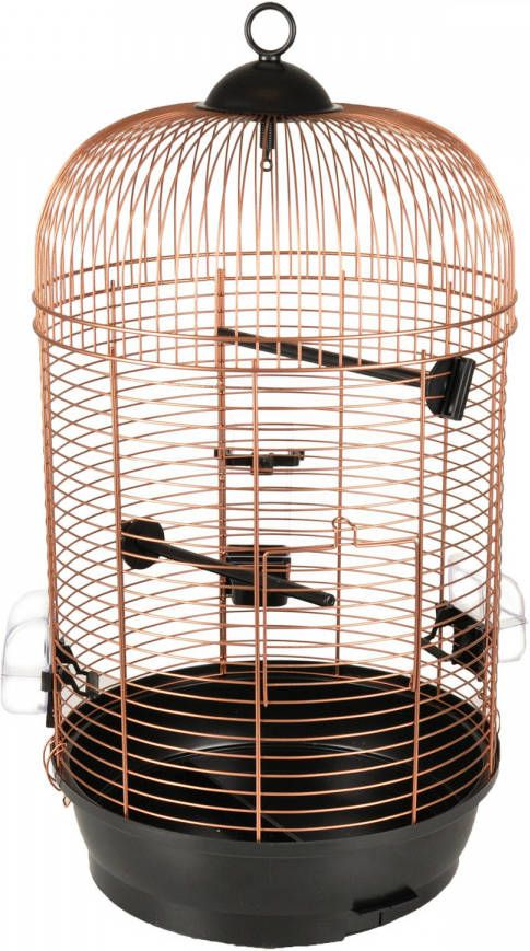 Flamingo Vogelkooi Sanna Vogelverblijven 40x34x64.5 cm Zwart online kopen