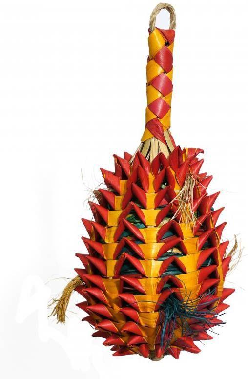 Rosewood Vogelspeelgoed Ananas Vogelspeelgoed 10x10x26 cm online kopen