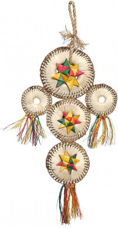Rosewood Vogelspeelgoed Dromenvanger Vogelspeelgoed 15x3x35 cm online kopen