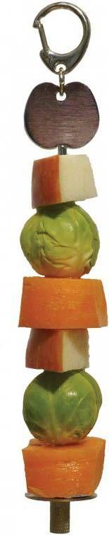 Rosewood Vogelspeelgoed Fruitspies Vogelspeelgoed 27x6.5x2.5 cm online kopen