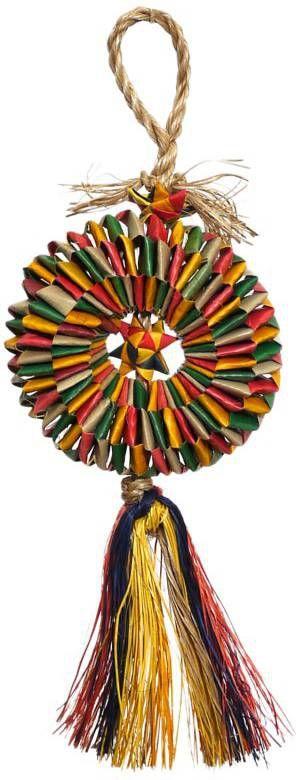 Rosewood Vogelspeelgoed Shredder Vogelspeelgoed 9x3x24 cm online kopen