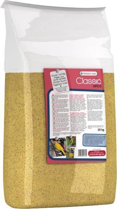 Versele-Laga Classic Eivoer Vochtig Vogelvoer 20 kg online kopen