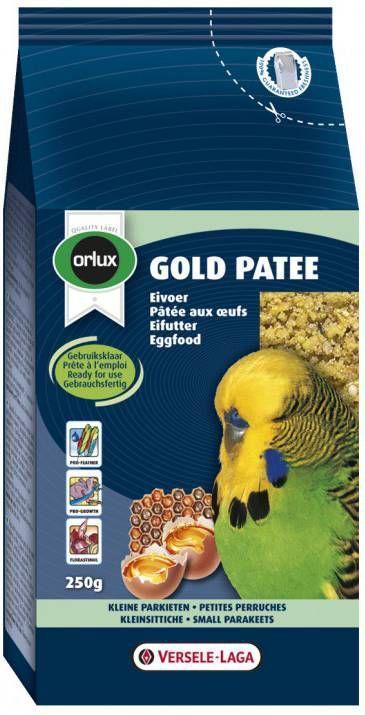 Versele-Laga Orlux Gold Patee Parkiet Vogelvoer 250 g online kopen