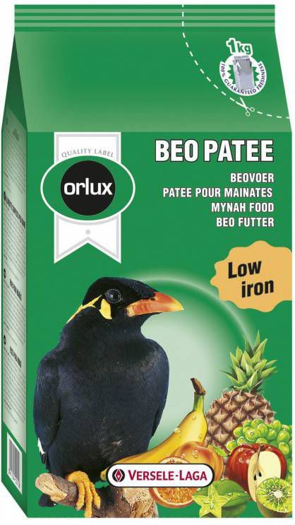 Versele-Laga Orlux Beo Patee Vogelvoer 1 kg online kopen