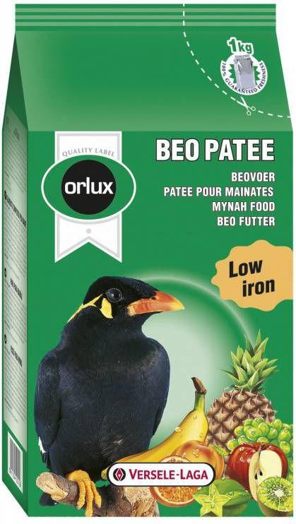 Versele-Laga Orlux Beo Patee Vogelvoer 25 kg online kopen