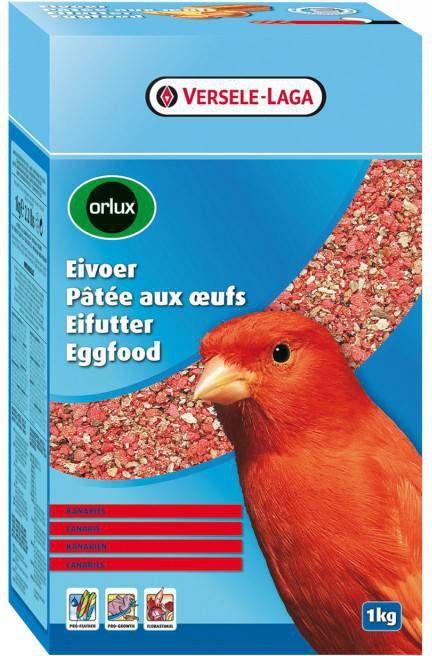 Versele-Laga Orlux Eivoer Droog Rood Vogelvoer 1 kg online kopen