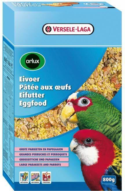 Versele-Laga Orlux Eivoer Droog Gropar/Papagaai Vogelvoer 800 g online kopen