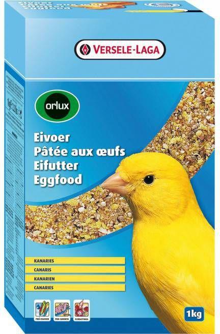Versele-Laga Orlux Eivoer Droog Kanarie Vogelvoer 1 kg Geel online kopen