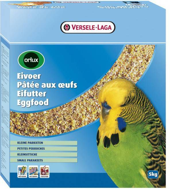 Versele-Laga Orlux Eivoer Droog Parkieten Vogelvoer 5 kg online kopen