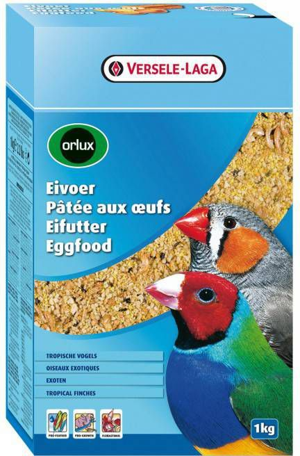 Versele-Laga Orlux Eivoer Droog Tropische Vogels Vogelvoer 1 kg online kopen