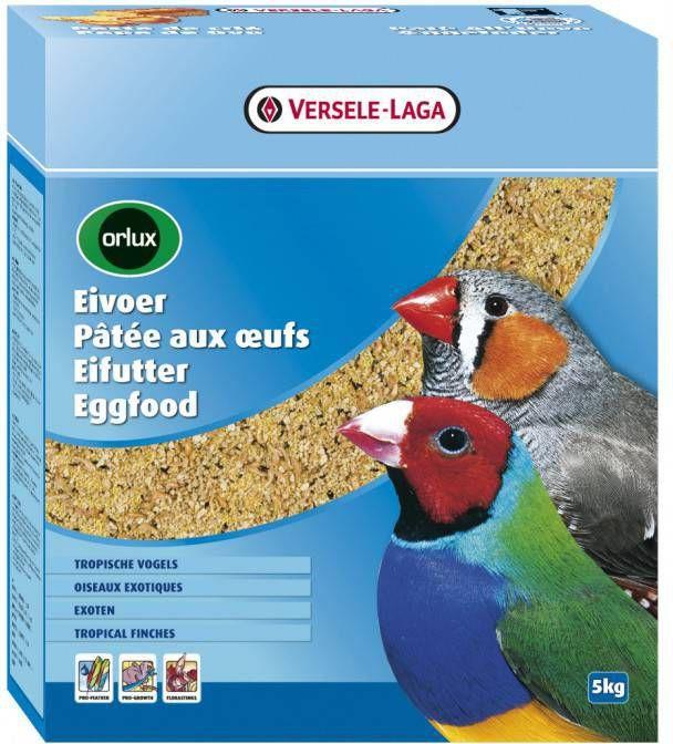 Versele-Laga Orlux Eivoer Droog Tropische Vogels Vogelvoer 5 kg online kopen