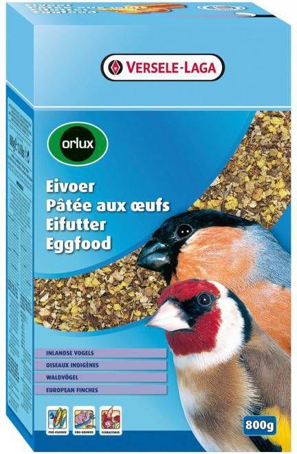 Versele-Laga Orlux Eivoer Droog Wildzang Vogelvoer 800 g online kopen