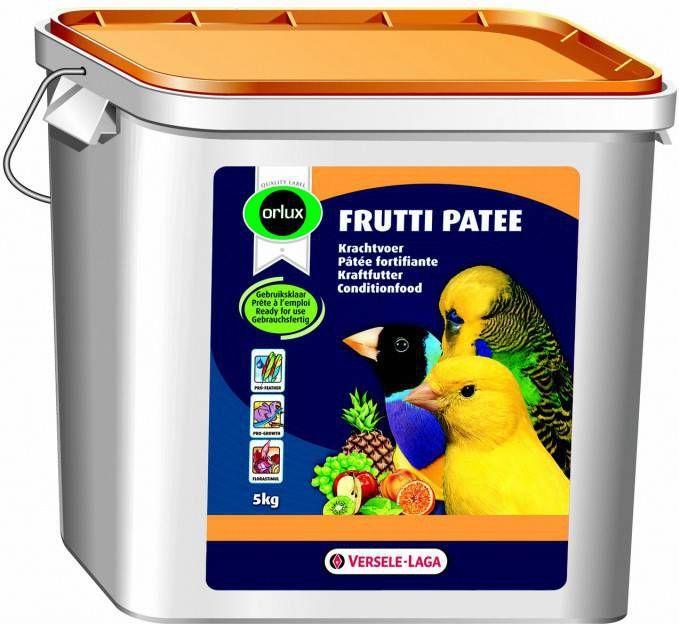 Versele-Laga Orlux Frutti Patee Krachtvoer Vogelvoer 5 kg online kopen
