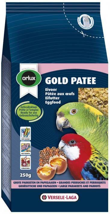 Versele-Laga Orlux Gold Patee Papegaai Vogelvoer 250 g online kopen
