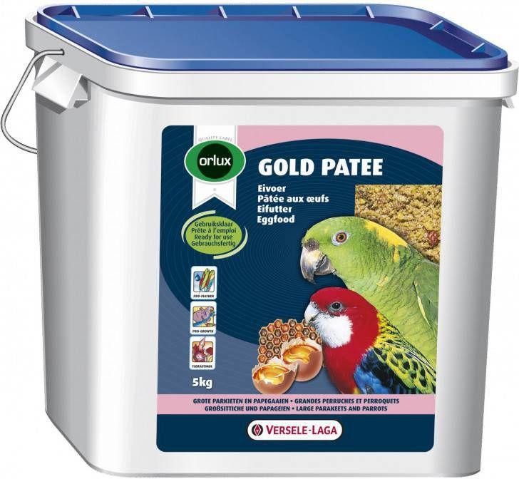 Versele-Laga Orlux Gold Patee Papegaai Vogelvoer 5 kg online kopen