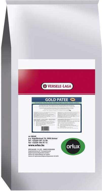 Versele-Laga Orlux Gold Patee Parkiet Profi Vogelvoer 25 kg online kopen