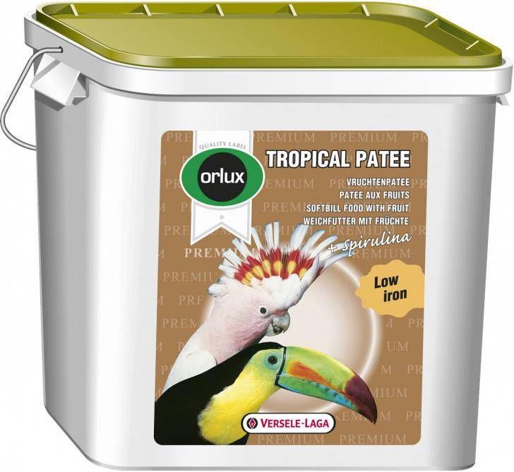 Versele-Laga Orlux Tropical Patee Premium Vogelvoer 25 kg online kopen