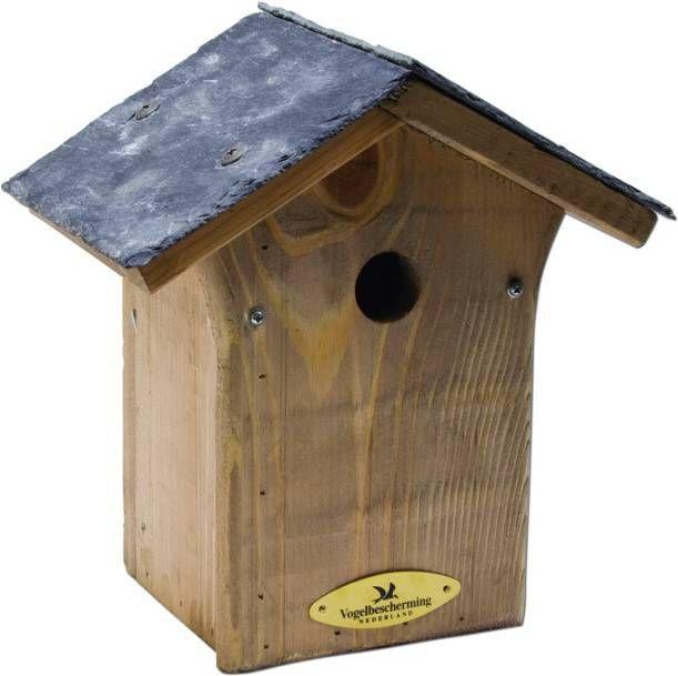 Wildbird Nestkast Mees Leien Dak 28mm Broeden per stuk online kopen