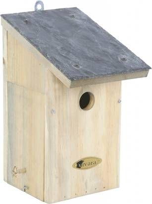 Wildbird Nestkast San Francisco Leisteen 34mm Broeden 16.5x21.5x30 cm online kopen