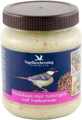 Wildbird Pindakaas Tuinvogel Meelworm Voer 330 g Vbn online kopen