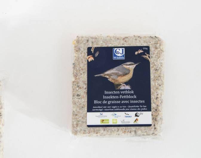 Wildbird Vetblok Met Insecten Voer 350 g online kopen