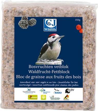 Wildbird Vetblok Voer Bosvruchten online kopen