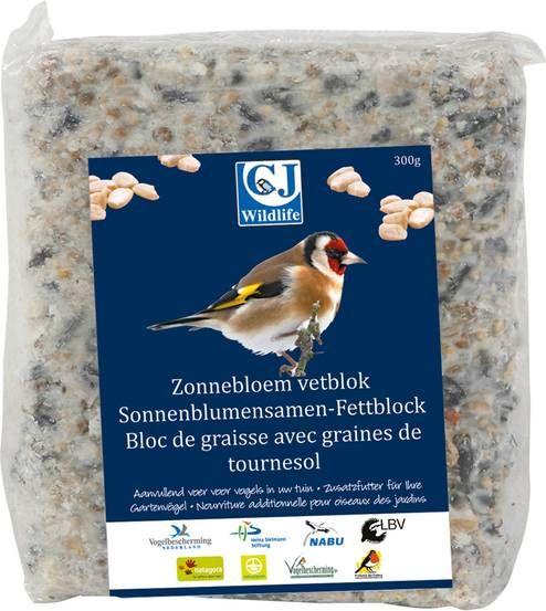 Wildbird Vetblok Voer Zonnebloem online kopen