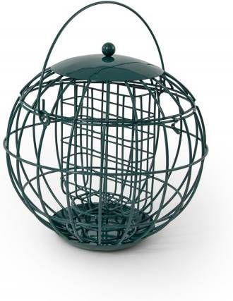 Wildbird Vetblokhouder London Voersilo 22x22x21 cm Groen online kopen