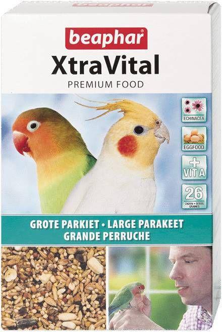 Xtra Vital Grote Parkiet Vogelvoer 500 g online kopen