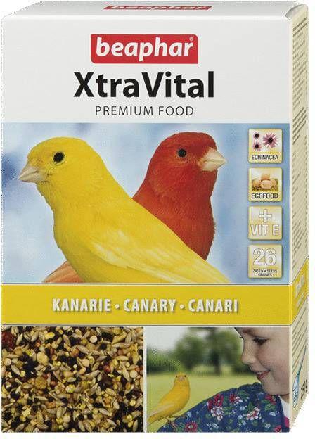 Xtra Vital Kanarie Vogelvoer 250 g online kopen