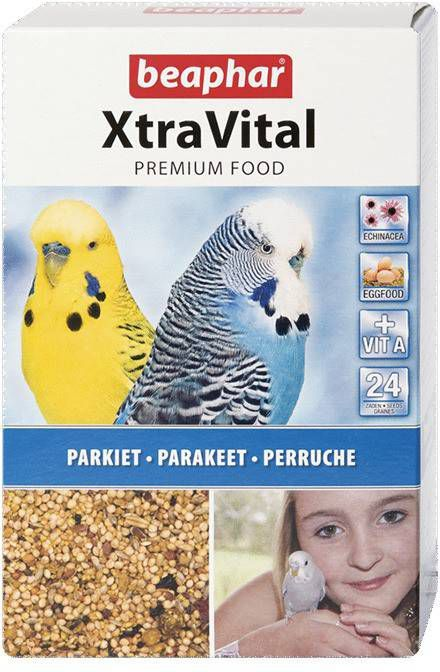 Xtra Vital Parkiet Vogelvoer 500 g online kopen